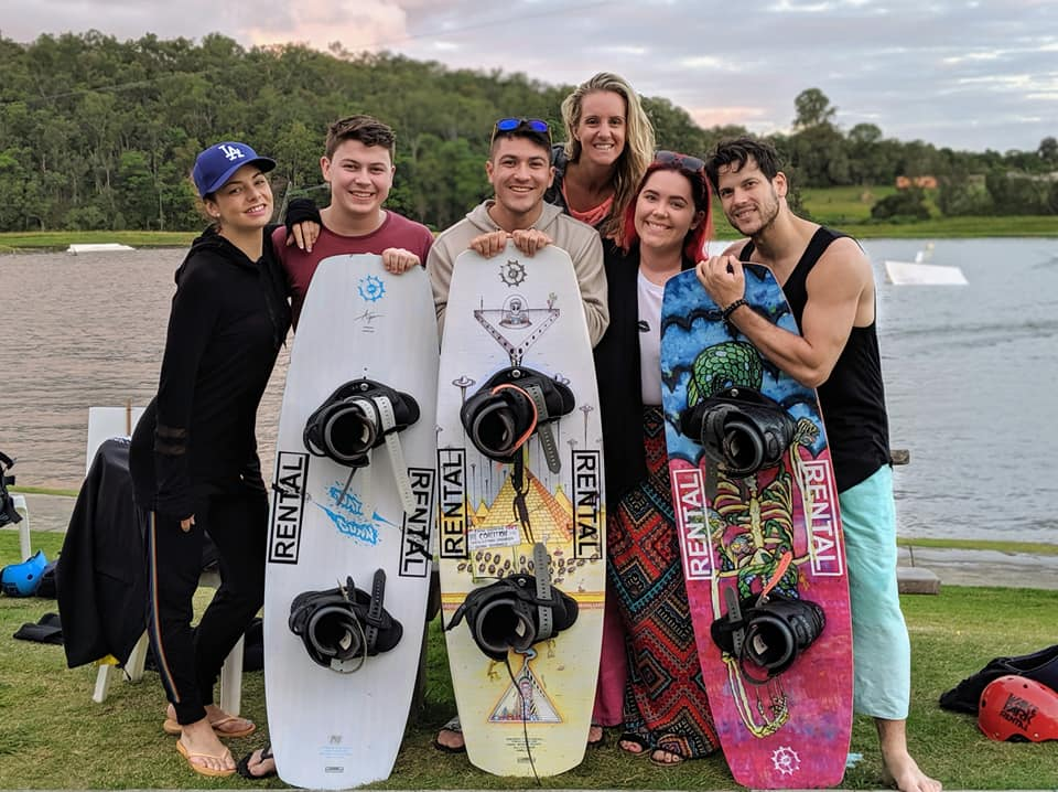 Swingsation Social 2019 Wake Boarding