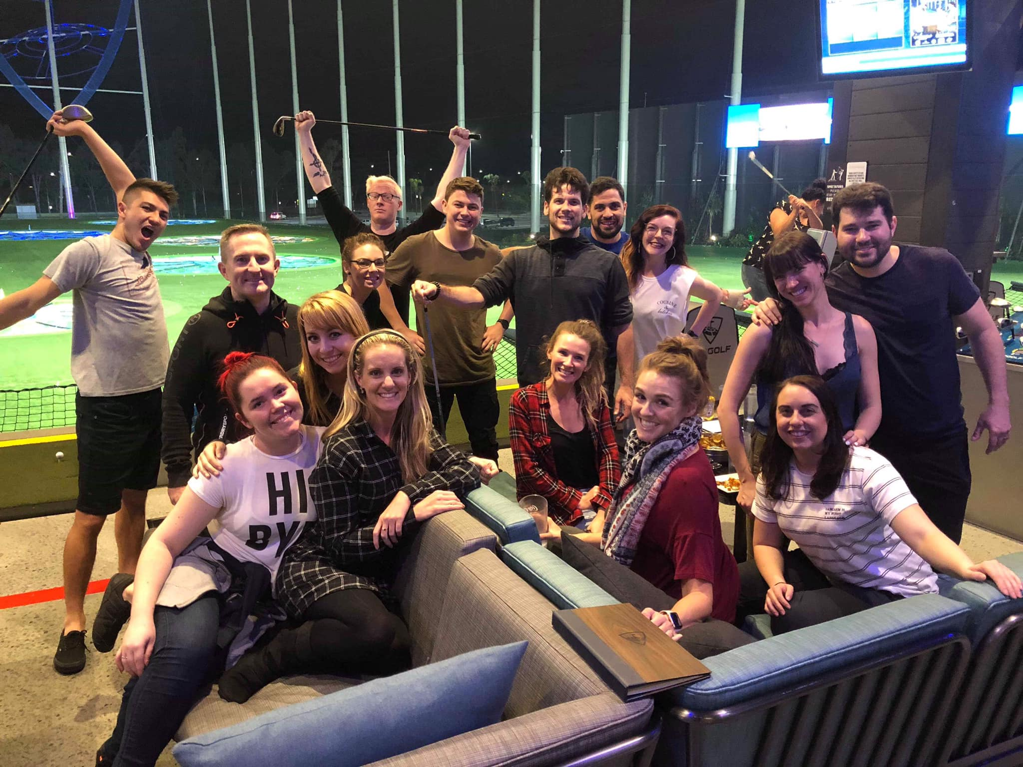 Swingsation Social 2019 Top Golf